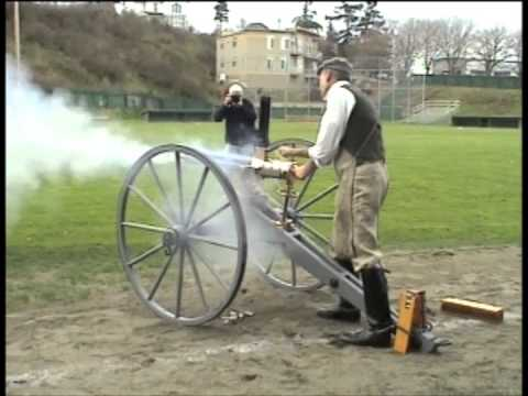 1862 First Model Gatling Gun