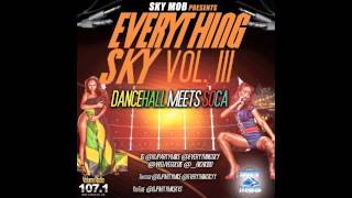 Dancehall & Soca Mix 2014 Everything Sky Vol 3 **Vybz Kartel**Alkaline** Machel Montano**Lil Ric