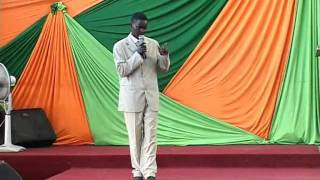 Delivered from the powers of darkness   Isaac testimony part 2.avi