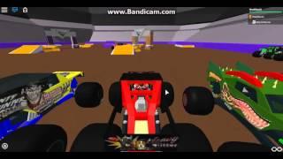 Monster Jam Phoenix 2015 Racing (PART 1) Roblox