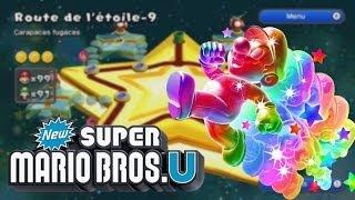 Jusqu'au Bout de New Super Mario Bros. U - Un Trio Pour la Route Etoile ! (Monde 9)