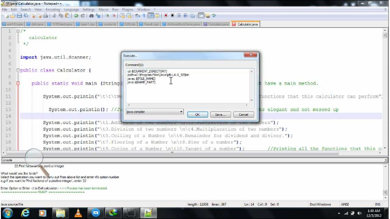 java how to know the version of the compiler