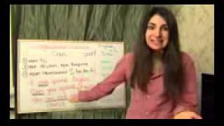 №23 Английский  CAN   Модальный глагол  Урок Английского языка  Полиглот Ирина Шипилова