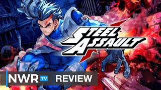 Steel Assault (Switch) Review (Video Game Video Review)