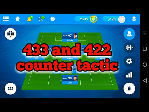 ordinare on-line seleziona per originale fashion design OSM counter tactics | Beat 433 and 442 easily.