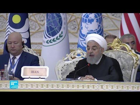 الرئيس الإيراني يعلن الاستمرار في تقليص التزامات بلاده بالاتفاق النووي  - نشر قبل 43 دقيقة