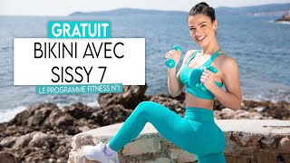BIKINI AVEC SISSY 7,  Le programme fitness gratuit !!!