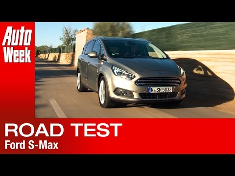 Ford S-MAX 2.0 EcoBoost | Doovi