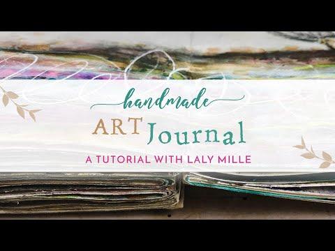 Handmade Art Journal Tutorial