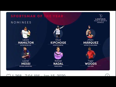Marc Marquez nominated For Laureus Award