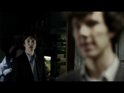 "Sherlock - ""I'm not a psychopath Anderson..."""