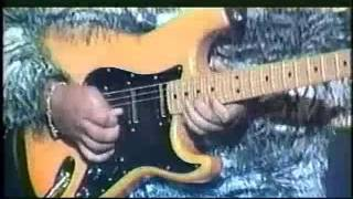 Ralph Conde in concert Tabou zenith 98 Guitar Highlight