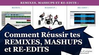 Tes Remixes, Mashups et Re-Edits SUR-MESURE et PRÊTS À MIXER