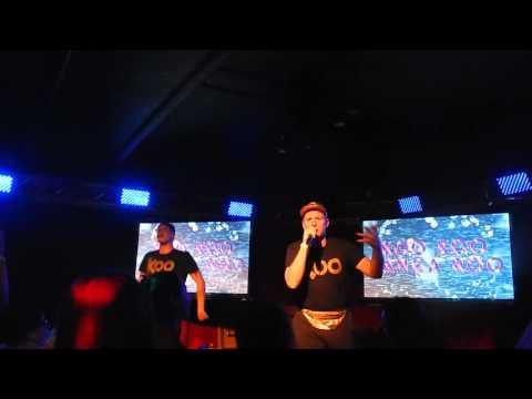 Get Yo' Body Movin' - Koo Koo Kanga Roo - Joyful Smiles Tour 2015