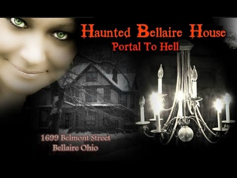 A HAUNTED || Bellaire House || Most Haunted Demon House || Bellaire, Ohio