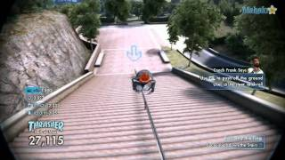 Skate 3 - Balcony Bailing