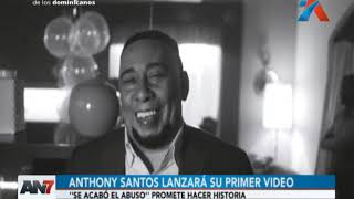 Anthony Santos lanzará su primer video musical
