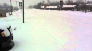 Raw Video: Highway 64 In Sallisaw, Okla.