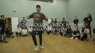 Johnathan Shay :: Trevor Jackson - Rock With Me
