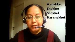 Norwegian verbs: Preteritum & Perfektum (Lesson 2)