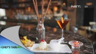 Chef's Table - Ernest Prakasa & Ari Kriting - Warm Banana And Raisin Pudding