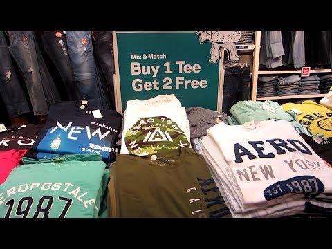 Fashion Outlet Niagara Falls New York Black Friday Shopping
