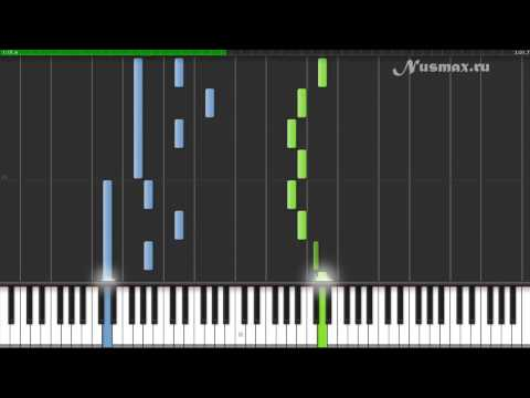 Pachelbell  Canon in D Piano Tutorial Synthesia + Sheets + MIDI