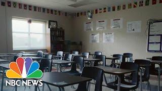 Some Teachers Leaving The Classroom For Good As Coronavirus Concerns Grow | NBC Nightly News