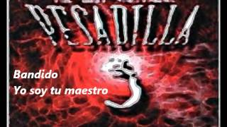 Pesadilla 3 Remix.