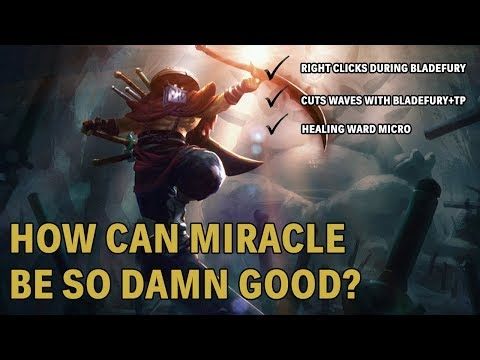 How Miracle FIGHTS with Juggernaut |  Beyond Godlike game 21/1/13