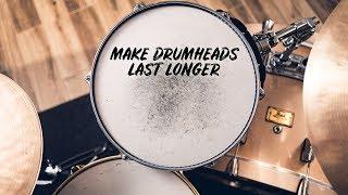 How to Make Drumheads Last Longer | Season 2 - Episode 12