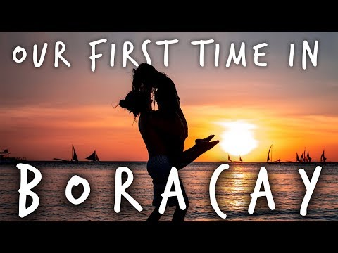 Arriving in BORACAY for the First Time - Philippines Travel Vlog
