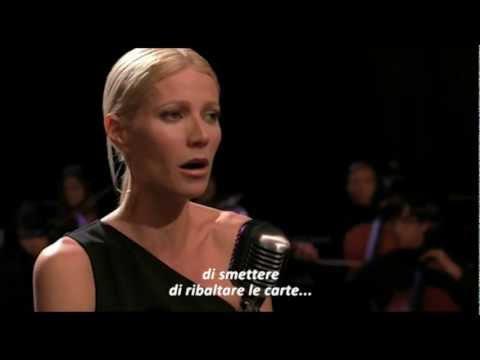 Gwyneth Paltrow - Turning Tables (Glee 2x17) sub ita [HD]