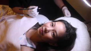 6D Eyebrow Embroidery Consultation Process(, 2015-11-17T08:38:25.000Z)