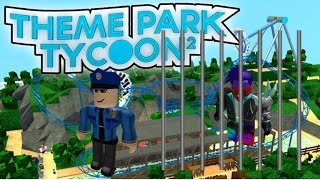How to get Jailed achievement in Theme Park Tycoon 2 Roblox