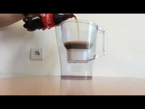 Brita filter and coke