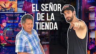 """Un día en una TIENDITA con """"EL SEÑOR DE LA TIENDA"""