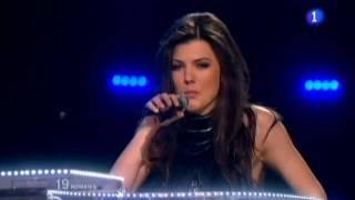 Eurovision 2010 Oslo-Final-29.05.10 - Romania  - Paula Seling si Ovi - Playing with fire HD