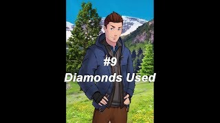 Choices: Stories You Play - Endless Summer Book 2 Chapter 9 (Diamonds Used)