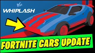 *NEW* Fortnite JOYRIDE UPDATE TOMORROW - Fortnite CARS Update (OFFICIAL TEASER)