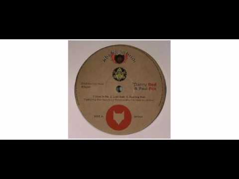 "Danny Red / Paul Fox  - Lion In Me / Still Chanting - 12"" - Ababajahnoi"