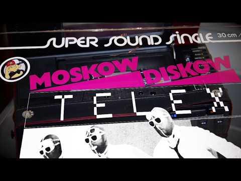"Moskow Diskow - Telex (80's Mix Tape) [Sony WM-D6C ""Walkman Pro""]"