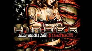 Hinder - Bad Mutha Fucka