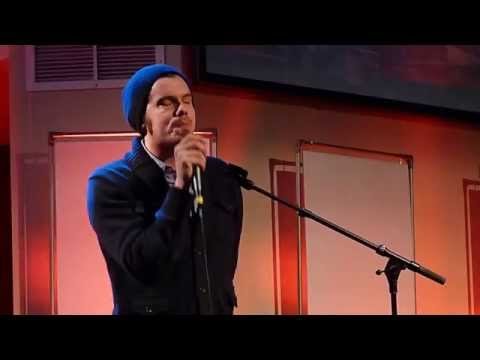 Josh Garrels - The Resistance (live w/ lyrics)