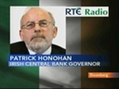 Honohan Says EU Loan to Be `Made Available' for Ireland: Video