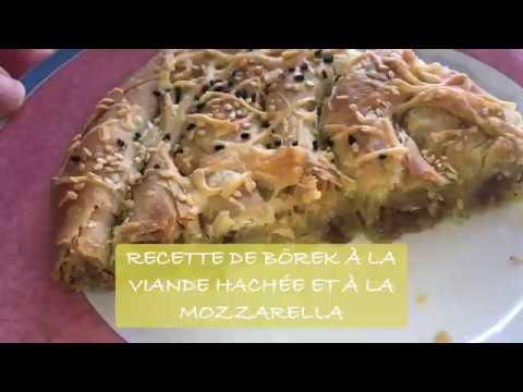 recette-de-bÖrek-À-la-viande-hachÉe-et-À-la-mozzarella