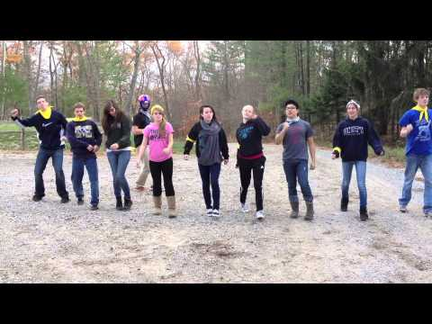 SG Fall Retreat Video Challenge (Miley Cyrus - Party in the USA)