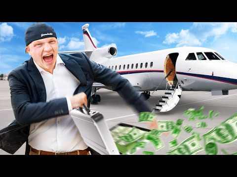 7 Ways To Spend $1,000,000 In 1 HOUR!