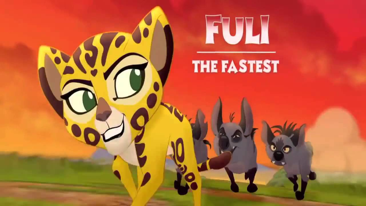 The Lion Guard Return Of The Roar Trailer Youtube