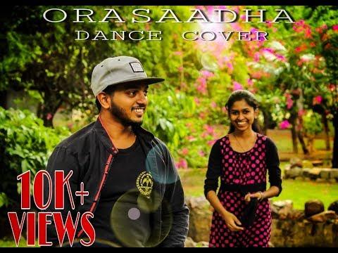 Orasaadha - Vivek-Mervin|7UP Madras Gig|Dance Cover|The Broken Records